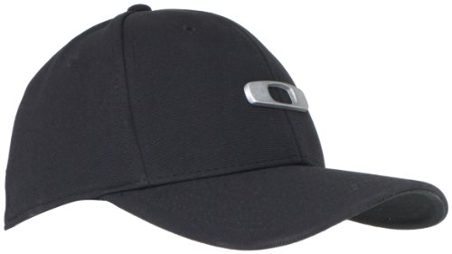 Oakley Men's Metal Gas Can Cap 2.0, Black, - Gas Oakley Cans