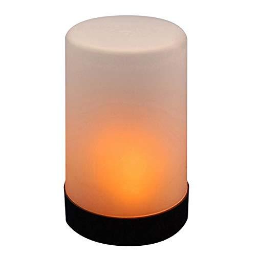 PK Green Fuego Llama Resplandor Efecto Luz | Lámpara de mesa ...