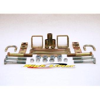yamaha bruin 350 lift kit - 2