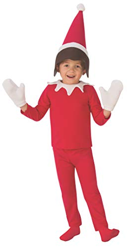 Rubie's Child's Sitting Elf Boy Costume, Small -
