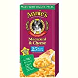 Low Sodium Natural Mac And Cheese 6 Ounces (Case of 12)