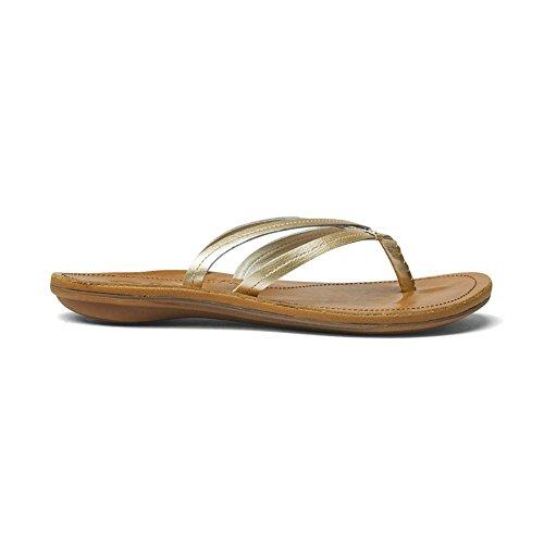 Olukai U'I Sandal - Women's Bubbly / Sahara 10