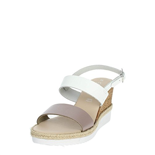 beige Sandalo Ig9668 Soft Bianco Cinzia 001 Donna wtYUx8q