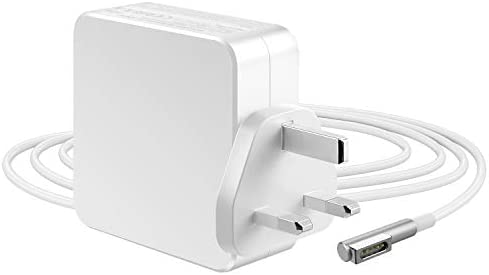 WPPOWER - Adaptador de Corriente CA de 60 W para Apple ...