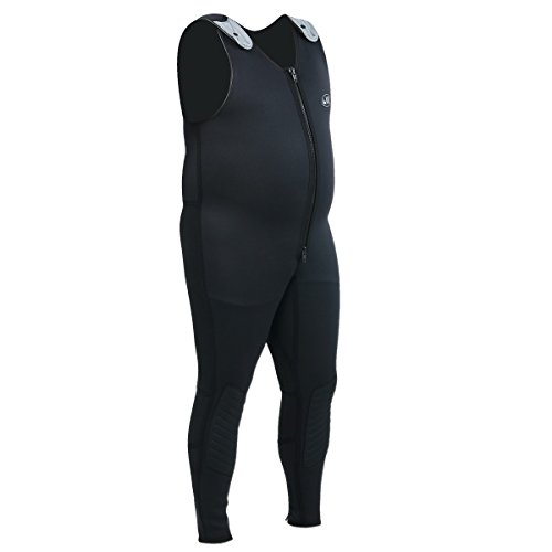 NRS Grizzly Wetsuit Black large