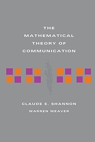 The Mathematical Theory of Communication (Jimmy Soni)