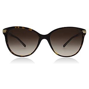 Burberry BE4216 Sunglasses 300213-57 - Dark Havana Frame, Brown Gradient BE4216-300213-57