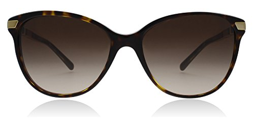 Burberry BE4216 Sunglasses 300213-57 - Dark Havana Frame, Brown Gradient - Burberry Sunglasses Unisex