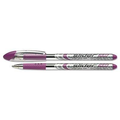 2 Pack - Schneider Slider Stick Extrabold Violet ''Product Category: Writing & Correction Supplies/Pens & Refills'' by Original Equipment Manufacture (Image #1)