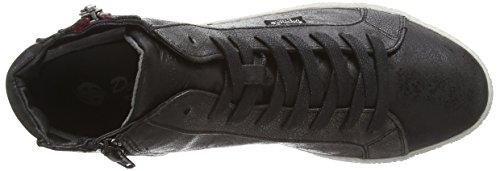 Sneakers 155 schwarz By Femme 32ln213 Gerli Noir silber Dockers 8nxtHWT