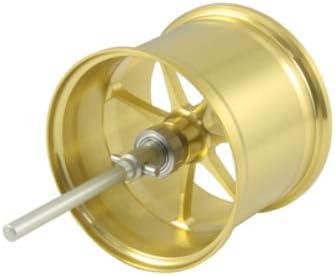 Avail(アベイル) リール Microcast Spool 16ALD15R(溝深さ1.5mm) ms_16ald15r_cgld シャンパンゴールド