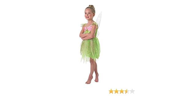 Disney - Disfraz para niña, talla S (4 años) (I-888828S): Amazon ...