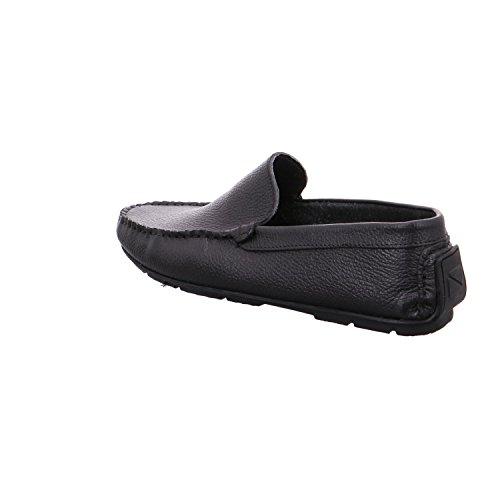 Quick-Schuh Slipper Sportboden 0Schwarz