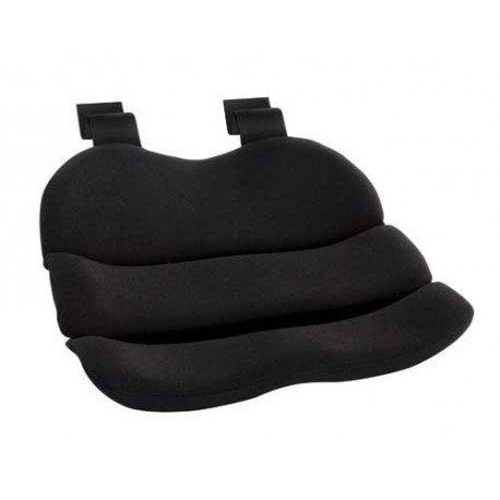 (Obus Contoured Seat Cushion Black (Bagged))