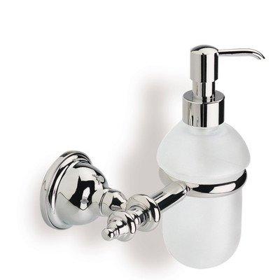 StilHaus EL30-08-637509827618 Elite Collection Soap Dispenser, Chrome