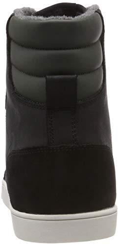 Adulte High Hummel Noir rosin Baskets Oiled Hautes 2011 Mixte Duo Stadil Slimmer black q1w8fU
