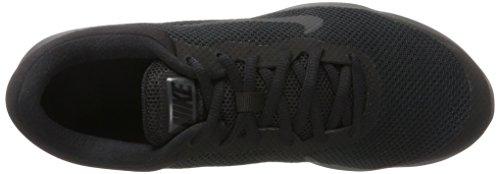 Nike Herren Air Max Advantage Laufschuhe Schwarz (Black/Anthracite)
