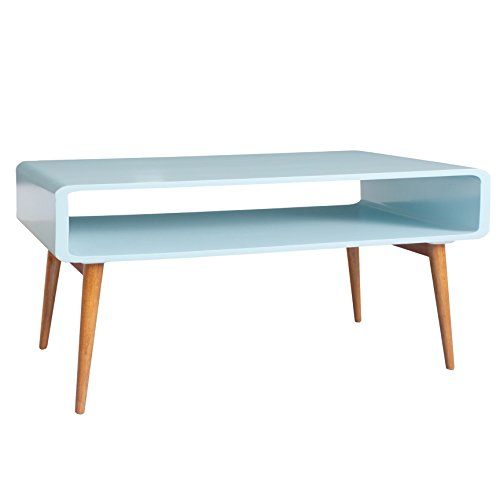 Porthos Home Lux Console, Aqua For Sale