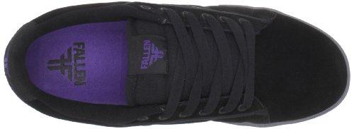 Fallen BOMBER 23818033 - Zapatillas de skate de ante unisex negro