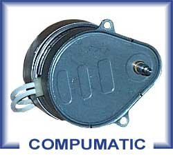 OEM LATHEM K342 TIME CLOCK MOTOR + LATHEM 7-2C RIBBON FITS ALL LATHEM 2000 3000 & 4000 SERIES MECHANICAL TIME - Ribbon Motor