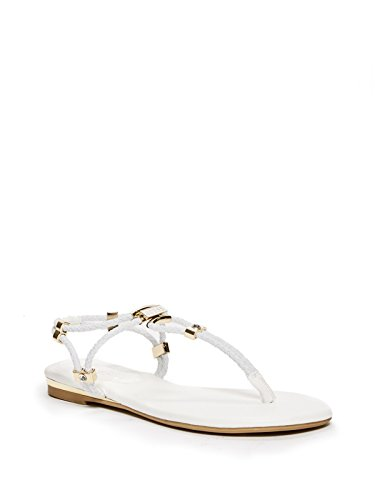 GUESS Factory Women's Coine Flat Sandals