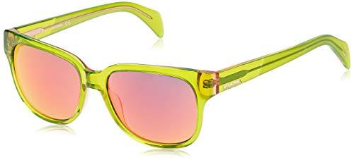 Diesel Acetate Frame Bordeaux Mirror Lens Unisex Sunglasses DL00745598U (Wayfarer Sonnenbrille Kinder)