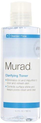 Murad Clarifying Toner, Step 1 Cleanse/Tone, 6 fl oz (180 ml)