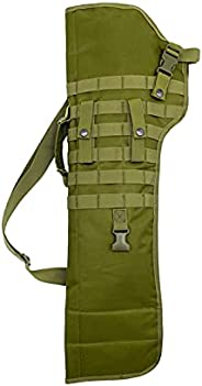 Linkin Sport Shoulder Scabbard Shotgun Bag Tactical Rifle Case