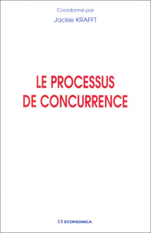 Le processus de concurrence par Jackie Krafft