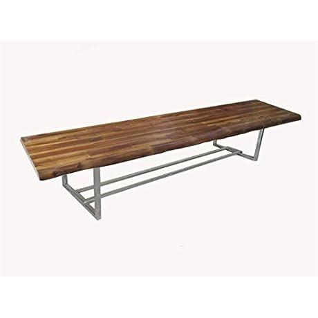 Hooker Furniture Live Edge Bench