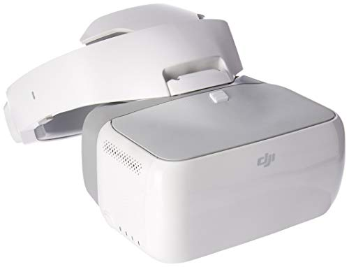 DJI Goggles Immersive FPV Double 1920×1080 HD Screens Drone Accessories (Renewed