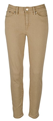 (Lauren Ralph Lauren Women's Petite Premier Skinny Ankle Jeans Pants-B-2P)