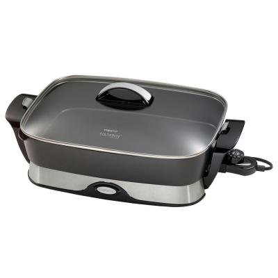 Presto (1500 W ,120 V )Electric Non-Stick Foldaway Skillet Cooking Surface (16 in. x 12 in.)