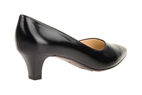 Peter Kaiser 47921/100 - Zapatos de vestir de Piel Lisa para mujer 45 negro