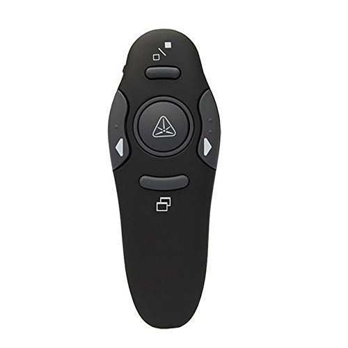 Refresh Your Life 2.4GHz Wireless Presenter USB Remote Control Presentation Mouse Laser Pointe H52 by Refresh Your Life