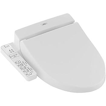 Toto Washlet toto sw2033 01 c100 washlet electronic bidet toilet seat with