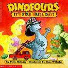 Dinofours:  It's Fire Drill Day!