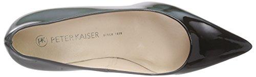 Peter Chaussures Couvert Grau Pieds Femme Decra Gris Du Talons 138 Kaiser carbon Belinda À Avant 1rZp1wx