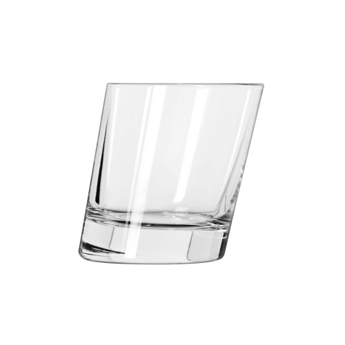 (Libbey 11006721 Pisa 9.5 Ounce Rocks Glass - 12 / CS)