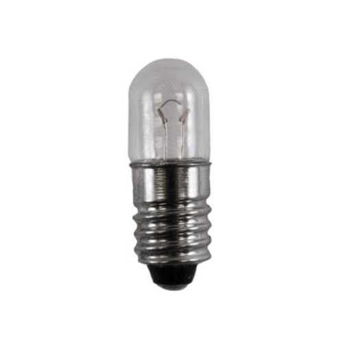 10-Pack Miniature Lamp Light Bulb 120MS 120V E10 Mini Screw .025Amps T3.25 11172 by Import