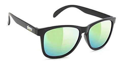 Glassy Deric - Cancer Hater Wayfarer Sunglasses,Black,60 - Brands Sunglasses Surf