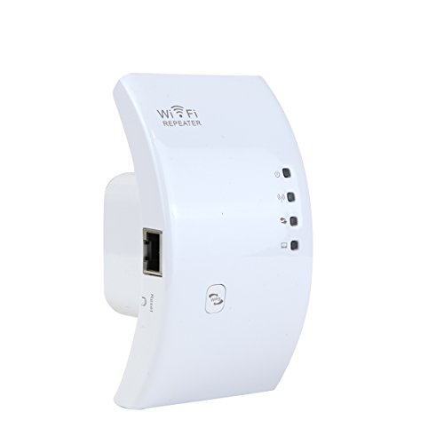 Wireless-N Wifi Repeater N300, Strongrr Wifi N 300 Wireless Network Repeater, Wifi Access Point (WN518W2) by Strongrr