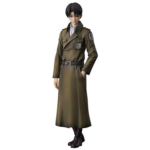 リヴァイ coat style 「進撃の巨人」 PVC&ABS製塗装済み完成品