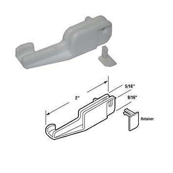 Sliding Shower Door Bottom Guide for Kinkead and Sterling Shower ...