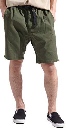 コットン ツイル クライミング ショートパンツ 短パン ショーツ ハーフパンツ ワーク 綿 ストリート カジュアル 春 夏 メンズ