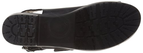 Black Platform Volcano Sandal Women's Shoes Wanted xqfv76w