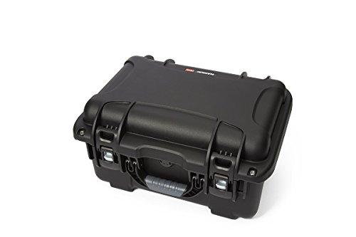Nanuk 918 Hard Case with Foam, Black (918-1001) , Polaroid Memory Card Wallet and Ritz Gear Card Reader / Writer by Ritz Camera (Image #2)