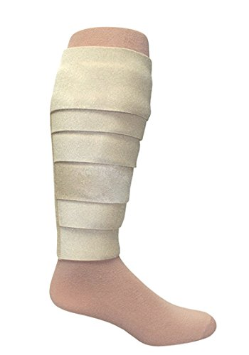 FarrowWrap Strong Legpiece, Tan, BSN Jobst FarrowMed (Regular-XLarge) by FarrowWrap