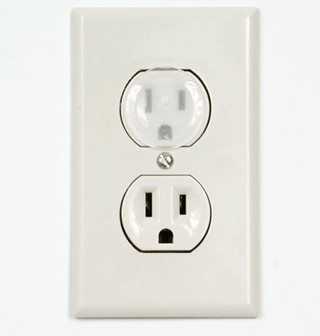 baby proof electrical sockets