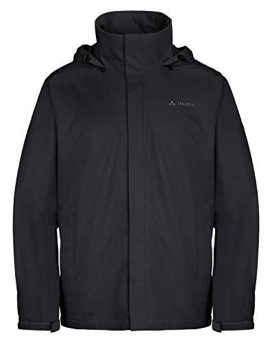 (VAUDE Men's Escape Light Rain Jacket - Lightweight Waterproof Jacket - Rain Jacket for Walking, Hiking or Cycling)